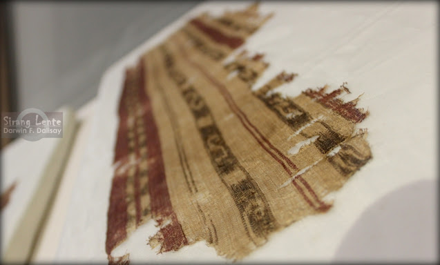 Oldest Burial Cloth