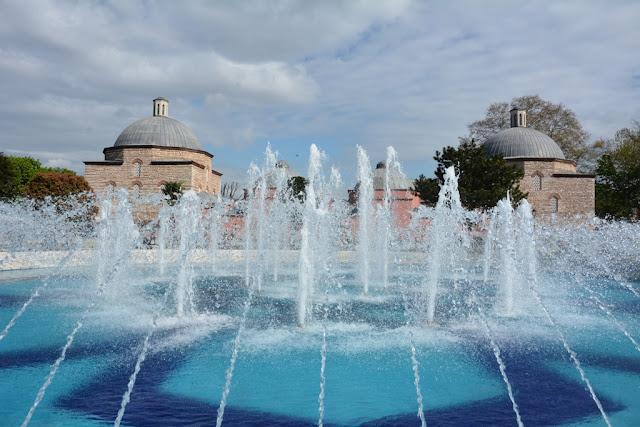 Haseki Hürrem Sultan Hamamı bathing house Istanbul
