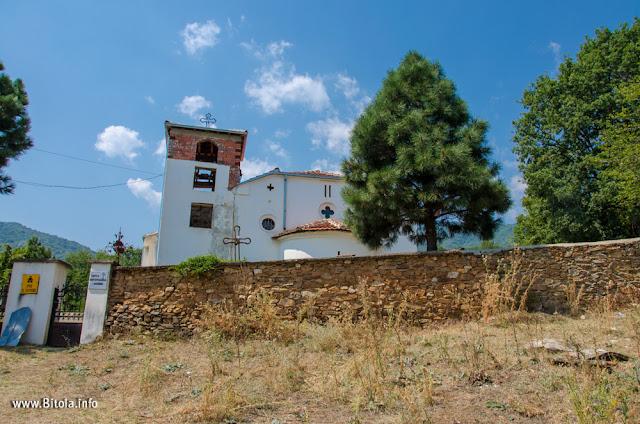 Sv. Bogorodica - Kanino - Bitola Municipality, Macedonia