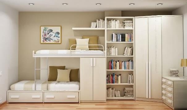 Mewujudkan Ruang Atau Sudut Bacaan Dalam Bilik Tidur Anak Amat Digaln Agar Mereka Dapat Memenuhi Masa Terluang Dengan Perkara Yang Berfaedah
