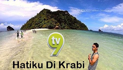 Sinopsis telemovie Hatiku Di Krabi TV9, pelakon dan gambar telemovie Hatiku Di Krabi TV9