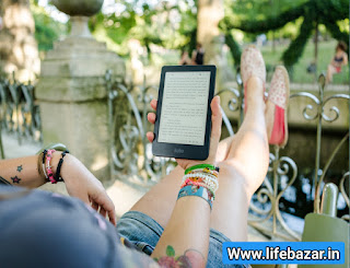 amazon kindle e reader review in Hindi |  Where and How to Read?