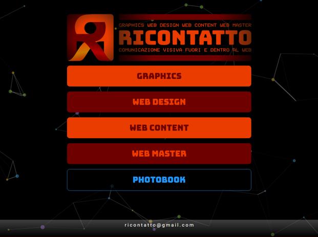 Ricontatto.com: Graphics, Web Design, Web Content, Webmaster.