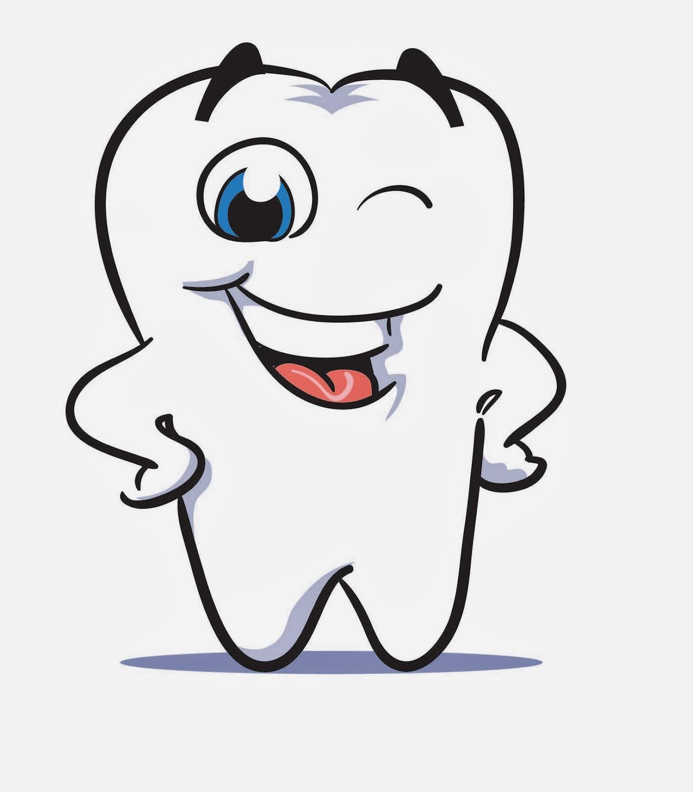 Картинки прикольных зубов