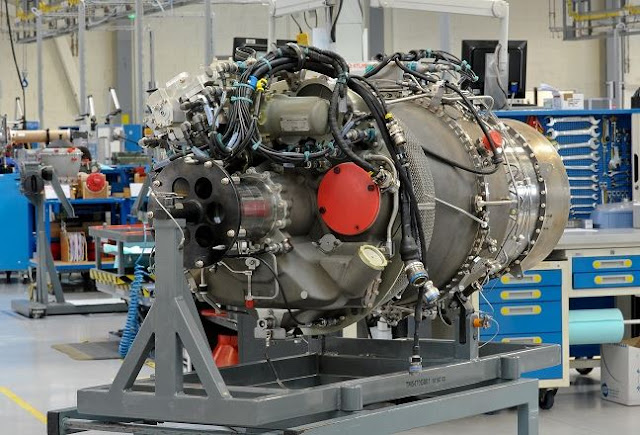 Avicopter AC352 Engine