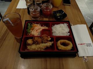 review ichiban sushi