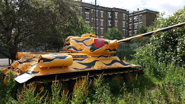 T-34 Czechoslovakian Tank Southwark