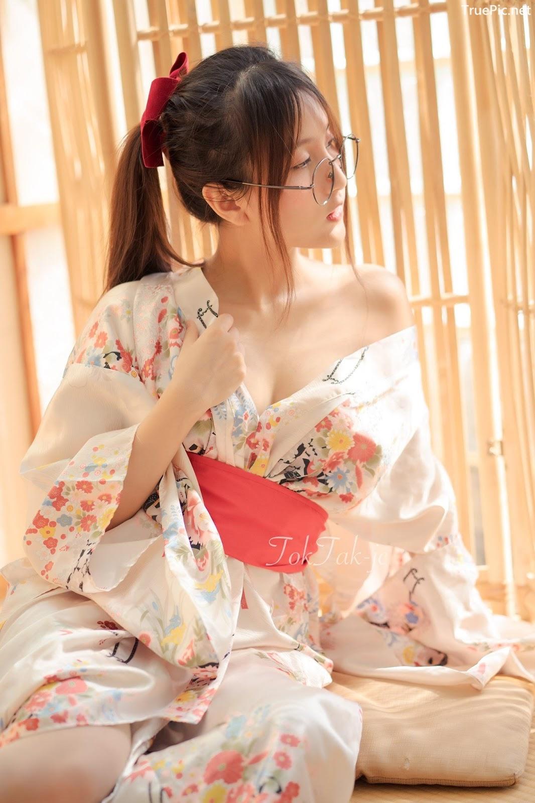 Image Thailand Model - Phunnita Intarapimai - Sexy Kendo Girl - TruePic.net - Picture-2