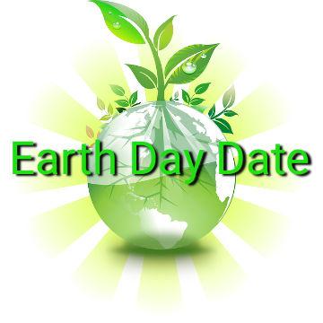 पृथ्वी दिवस किस दिन मनाया जाता है - Earth Day Date