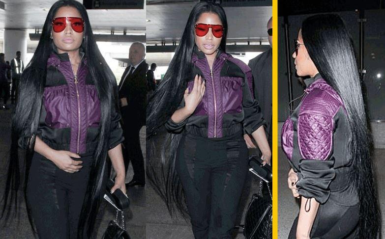 Nicki Minaj New Weave Cost 75000 Chiddys Blog