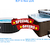 New york : 9 units of ➫ Coleman SaluSpa Portable 4 Person Outdoor Inflatable Hot Tub - And - Highwood SPAKIT FL ACE Hot Tub Cabinet Spa Replacement Kit, ☞ 2020 delivery to Ridgewood ..