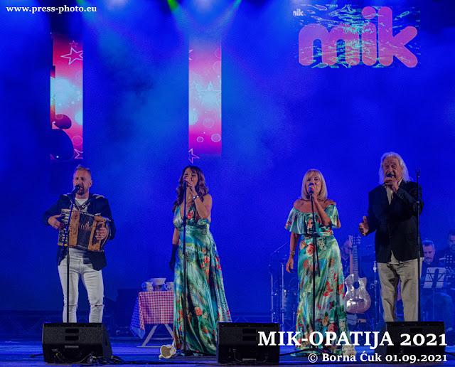 57.Melodije Istre i Kvarnera Opatija 01.09.2021 Foto: Borna Ćuk