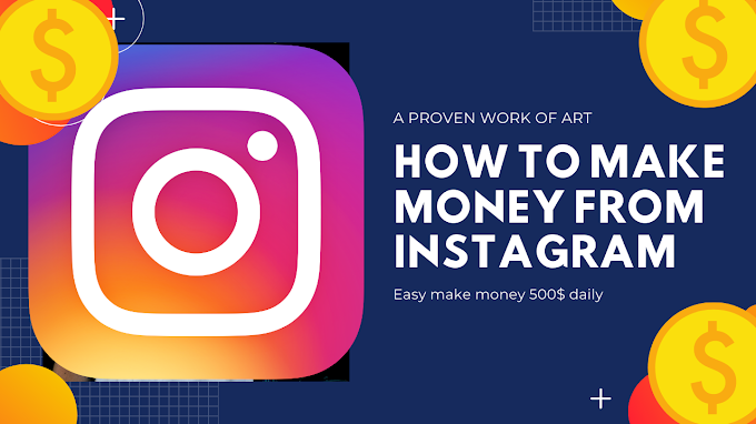 How To Make Money From Instagram - A Proven Work Of Art