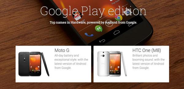 Google Hapus Katalog Samsung Galaxy S4 dari Play Edition di Play Store