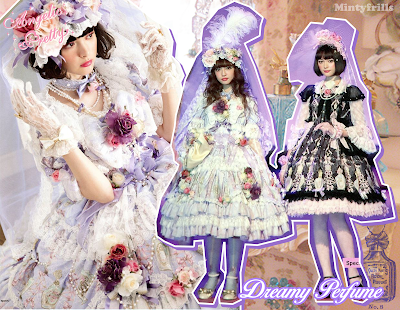 mintyfrills cute kawaii lolita fashion sweet collection