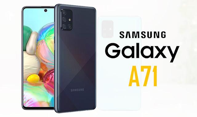 سعر جالكسي اي 71 - مواصفات Samsung Galaxy A71