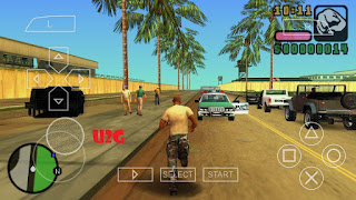 GTA VCS PPSSPP Highly Compressed