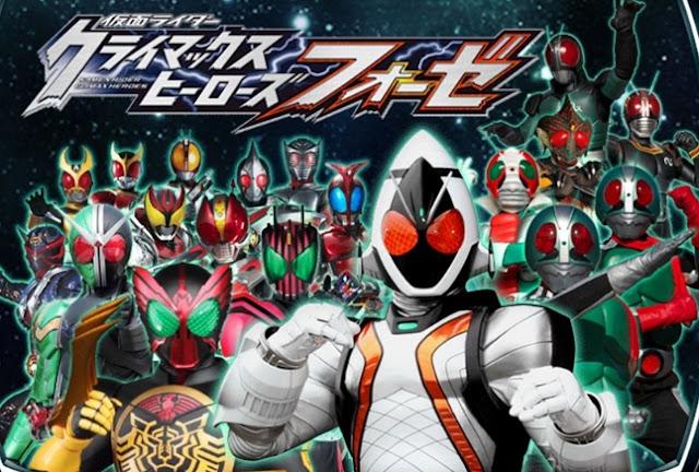 Kamen Rider Climax Heroes Fourze