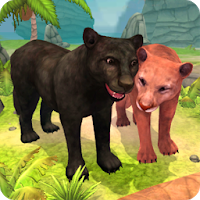Panther Family Sim Online - Animal Simulator Apk Download