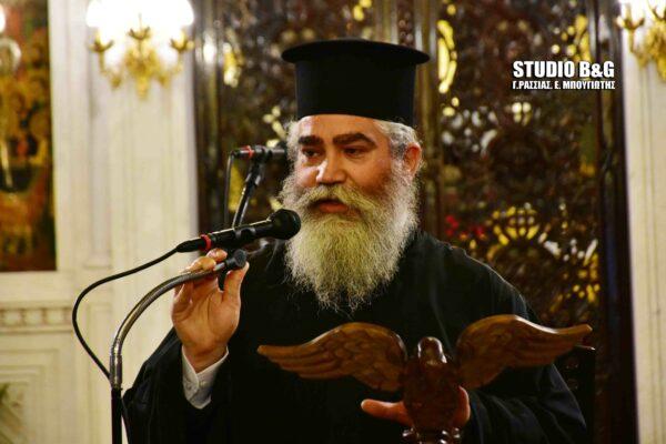 Παπα-Λευτέρης:  Καταρρέει ο μύθος ότι καταστρέφονται οι αρχαιότητες στον χώρο της Ευαγγελίστριας Ναυπλίου