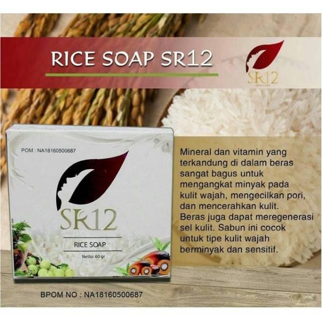 Jual Rice Soap SR12 UNtuk Wilayah Tasik dan Sekitarnya