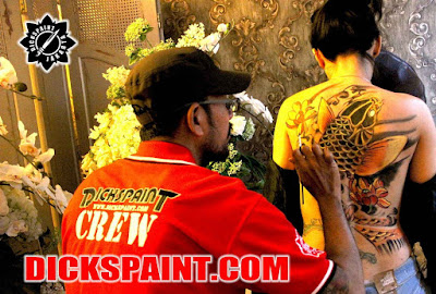 Professional Body Painting Jakarta Indonesia