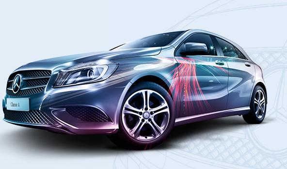 Che cos'è Intelligent Drive e come funziona – Mercedes