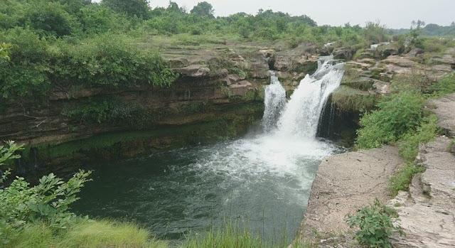 Jamjir-Waterfall