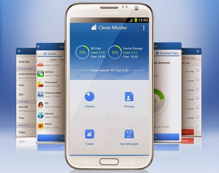 Clean master apk download free