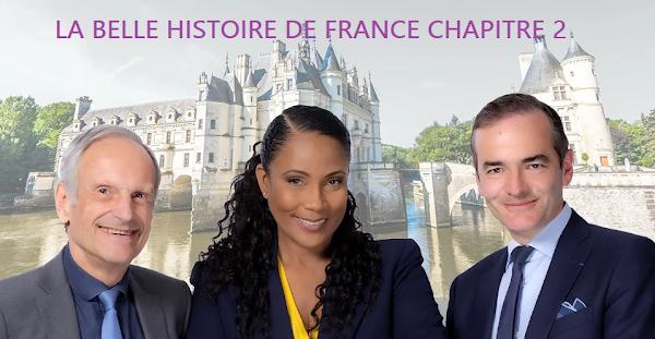 LA BELLE HISTOIRE DE FRANCE CHAPITRE 2 : QUAND LA GAULE DEVIENT CHRÉTIENNE (ÉMISSION DU 17 JANVIER 2021)