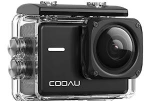 cam COOAU Action Camera