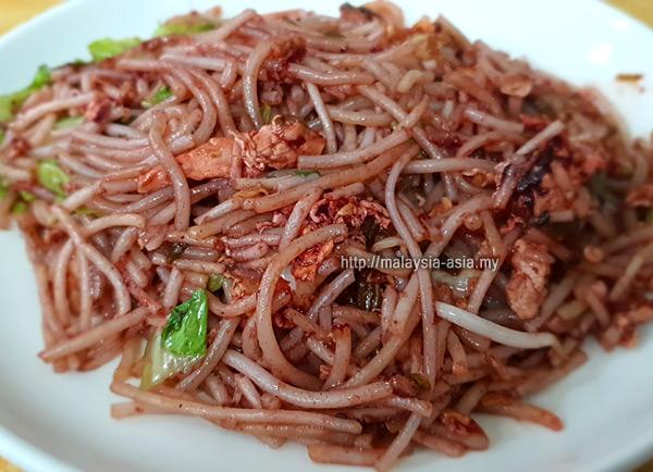 Kuching Fen Gan Foochow Noodles