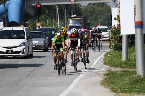 Oakley Cycling Tour Race - race report ce1d23da4