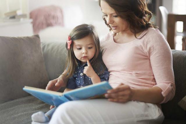 Cara Mudah Mengajarkan Anak Membaca Tanpa Mengeja