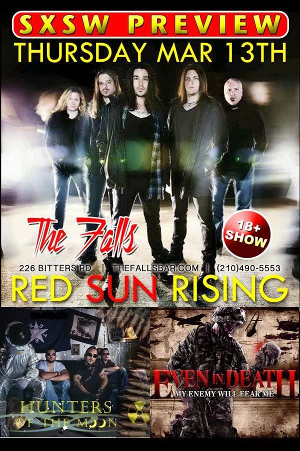 red moon rising band - photo #14