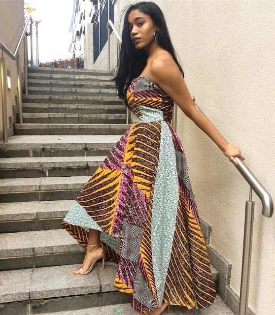 2019 Latest and Beautiful Ankara Styles to Try
