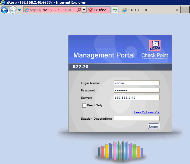 Export Checkpoint Firewall Policy to HTML/XML/Excel and Checkpoint