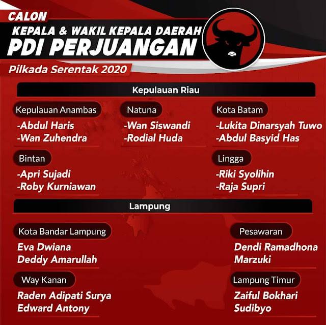 Cakada Batam 2020 Kepulauan Riau