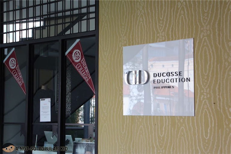 Ducasse Education Philippines - Enderun Extension