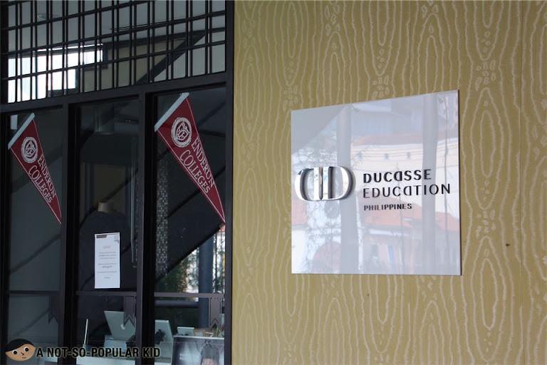 Ducasse Education Philippines - Enderun Extension