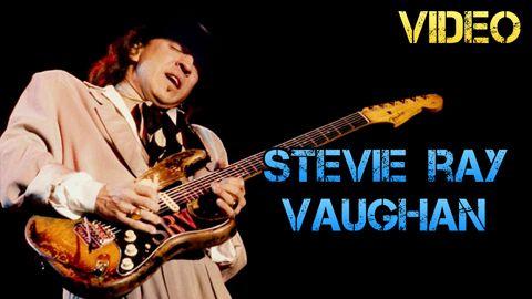 Vídeo Biografía Stevie Ray Vaughan