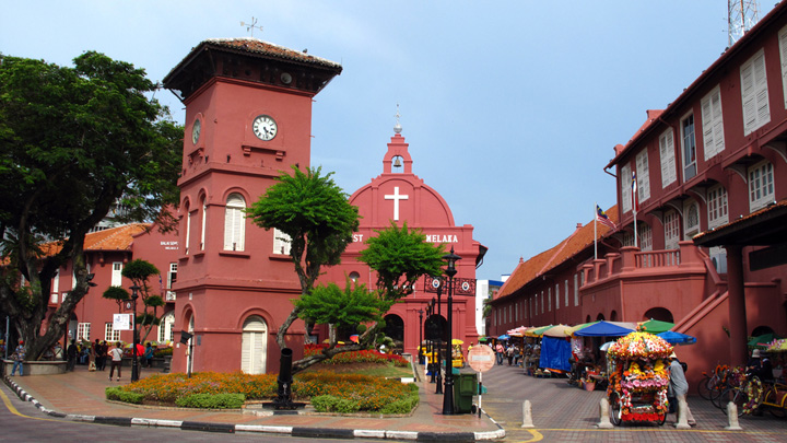 Malacca Red Square