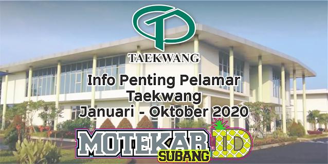 Taekwang Subang