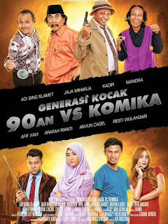Download Film Generasi Kocak: 90an vs Komika