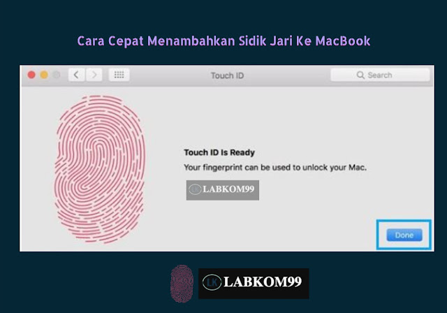 Macbook ToucH ID