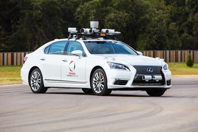 Toyota Research deploy high fidelity Lidar