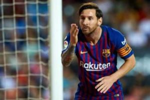 """La Liga More Competitive Than Ever"" – Barcelona Star, Lionel Messi."