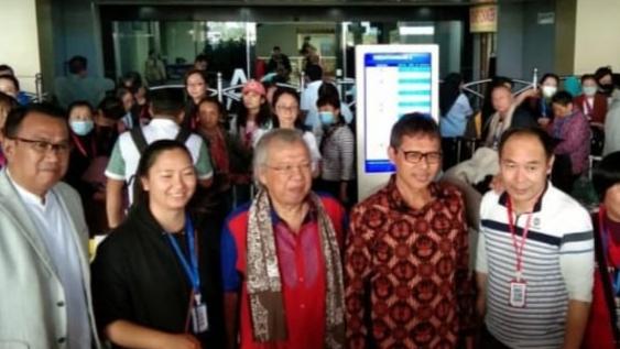Ditengah Wabah Virus Corona, Gubernur Sumbar Sambut Wisatawan Asal Cina