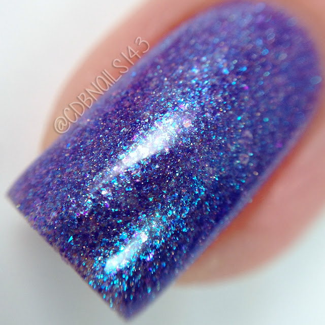 Supernatural Lacquer-Frostmaiden
