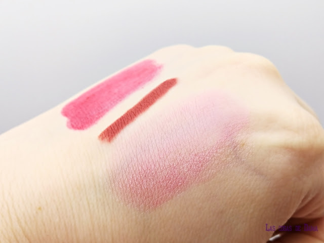 Gelato Crush Elizabet Arden gel labios lipstick maquillaje makeup blush  Cheek tint lip liner